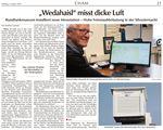 2020-01-04 - Chamer Bericht Wetterhäuschen